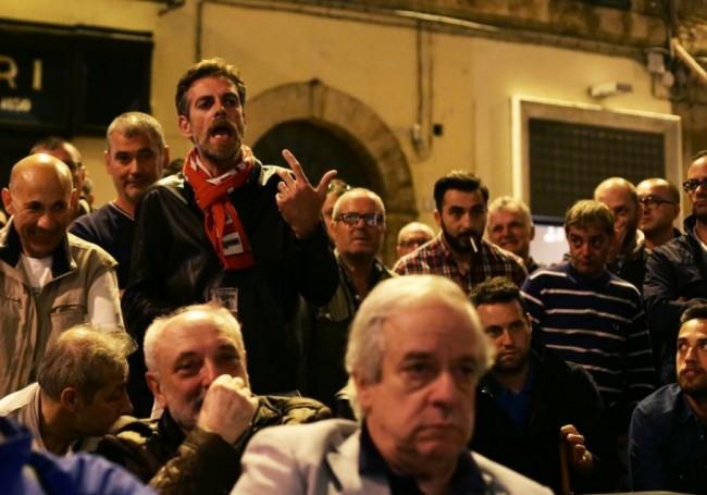 Confronto Carancini e Pantana per lo stadio della Maceratese 10