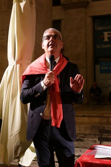 Confronto Carancini e Pantana per lo stadio della Maceratese 16