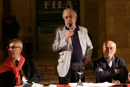 Confronto Carancini e Pantana per lo stadio della Maceratese avvocato Nascimbeni 22