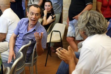 Scontro verbale tra Maurizio Boldrini (centrodestra) e Gabriele Micarelli (centrosinistra)