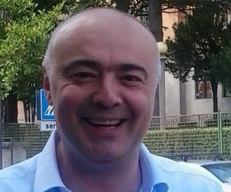 Il sindaco di Visso Giuliano Pazzaglini