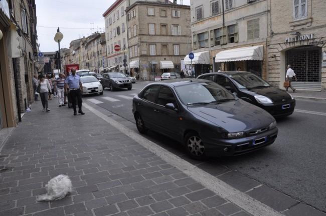 Incidente corso Cairoli6