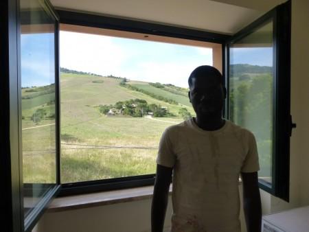 Kounatè Aboubacar rifugiato (1)