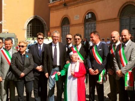 Luca Ceriscioli ad Ancona per la Festa della Repubblica