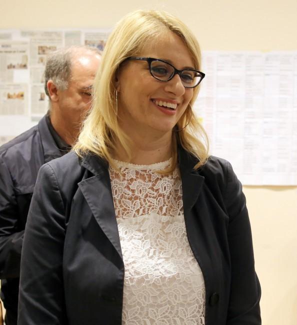 Irene Manzi, deputata del Pd