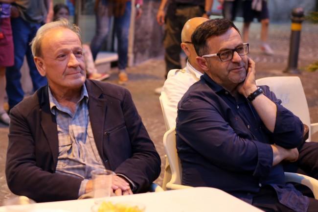 Pietro Marcolini e Marco Morresi