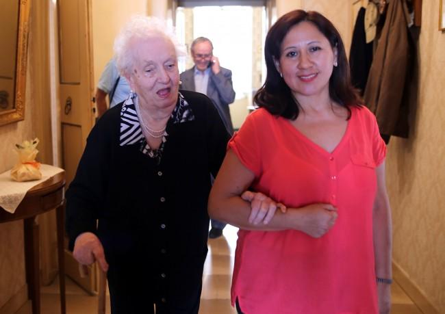 Maria Sebastiani 108 anni_Foto LB (2)