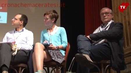 Roberto Moncalvo, Rossella Muroni e Aldo Bonomi