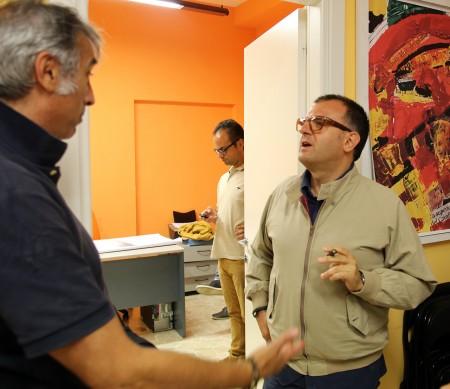 Riccardo Sacchi, coordinatore comunale di Forza Italia