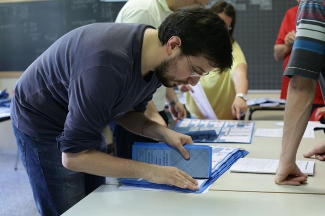 Spoglio elezioni Macerata 2015 foto ap 7