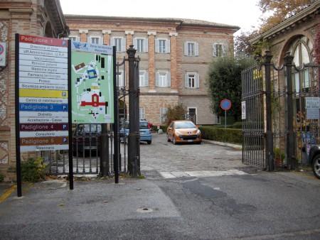 La sede Asur di Macerata