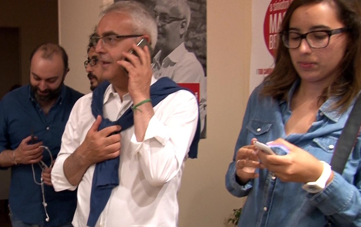 carancini telefona serracchiani