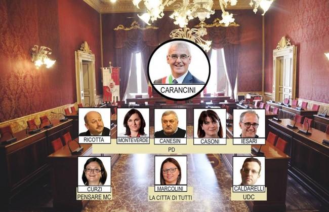 La nuova Giunta comunale