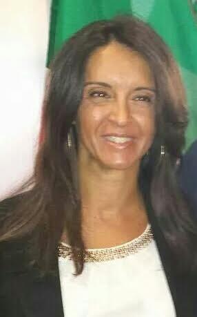 Lorena Polidori, segretaria provnciale di ForzaItalia