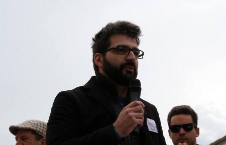 Marco Alfei, il terzo consigliere comunale dei 5 Stelle