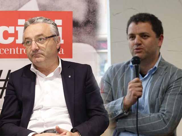 Angelo Sciapichetti e Francesco Micucci sono i più votati in provincia