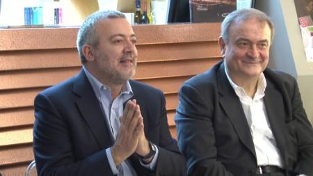 Fabio Renzi e Giuliano Bianchi