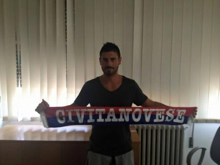 Alex Ambrosini alla Civitanovese