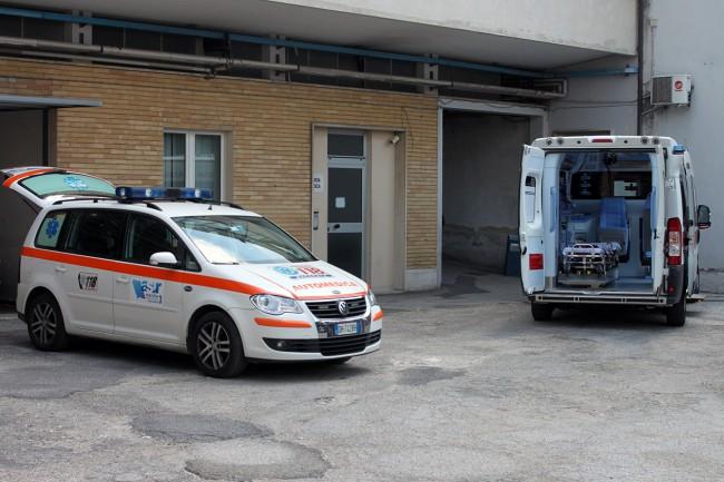 Automedica e Ambulanza_Foto LB