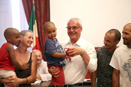 Bambini Sawari consiglio comunale Macerata_Foto LB (10)