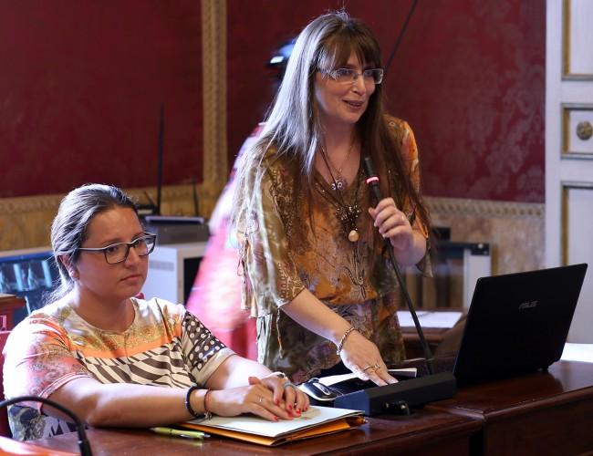 Bambini Sawari consiglio comunale Macerata_Foto LB (2)