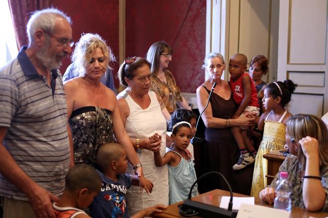 Bambini Sawari consiglio comunale Macerata_Foto LB (5)