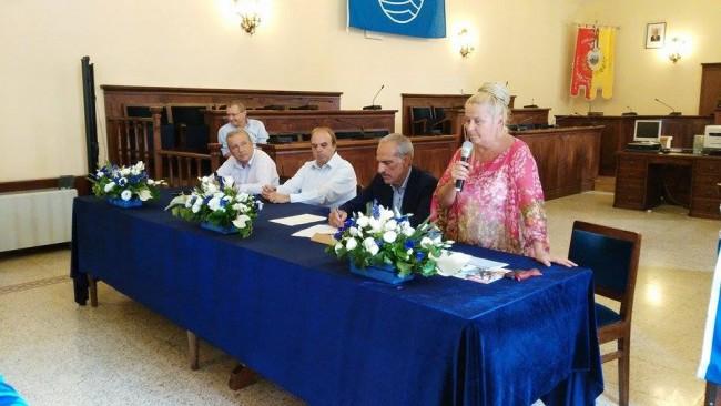 Bandiera blu Civitanova 1