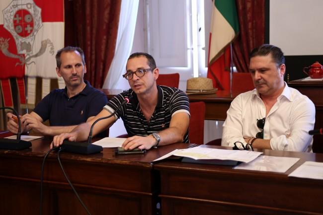 Francesco Micheli e Gianfranco Stortoni_Foto LB