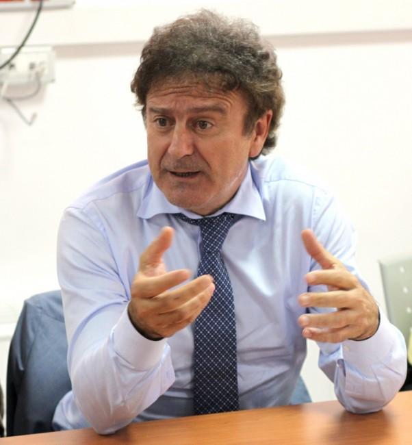 Graziano Ciurlanti, presidente del Cosmari
