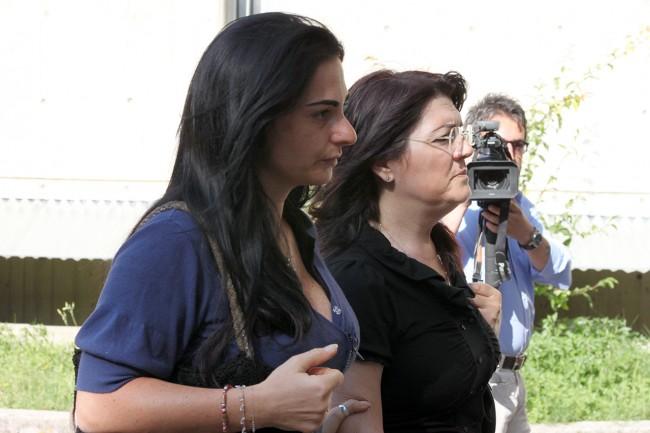 Jennifer Sarchiè e la madre Ave Palestini