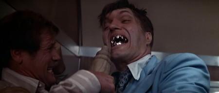 """""""007, la spia che mi amava."""" Alcune scene del film furono girate nel resort Capo Caccia"""