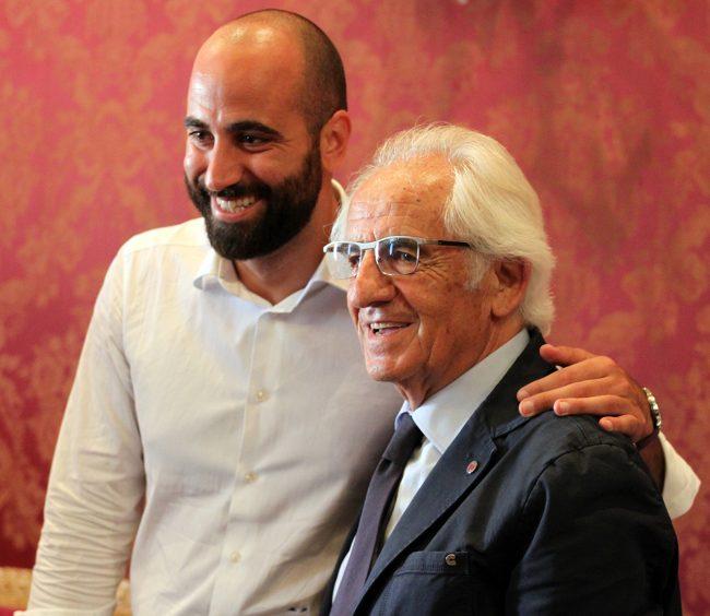 Paolo Manzi e Ivano Tacconi