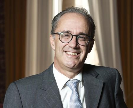 L'assessore Mario Iesari