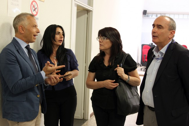 Mauro Gionni, Jennifer Sarchiè, Ave Palestini, Orlando Ruggeri_Foto LB.jpg