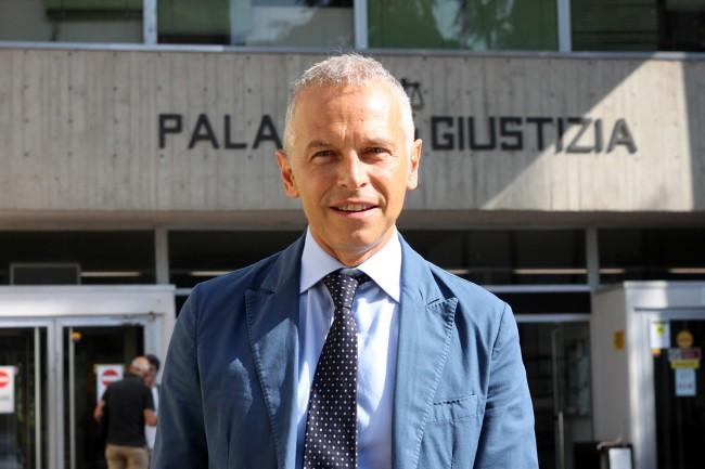 Mauro Gionni, avvocato della famiglia Sarchiè