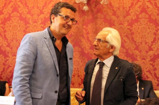 Paolo Micozzi e Ivano Tacconi