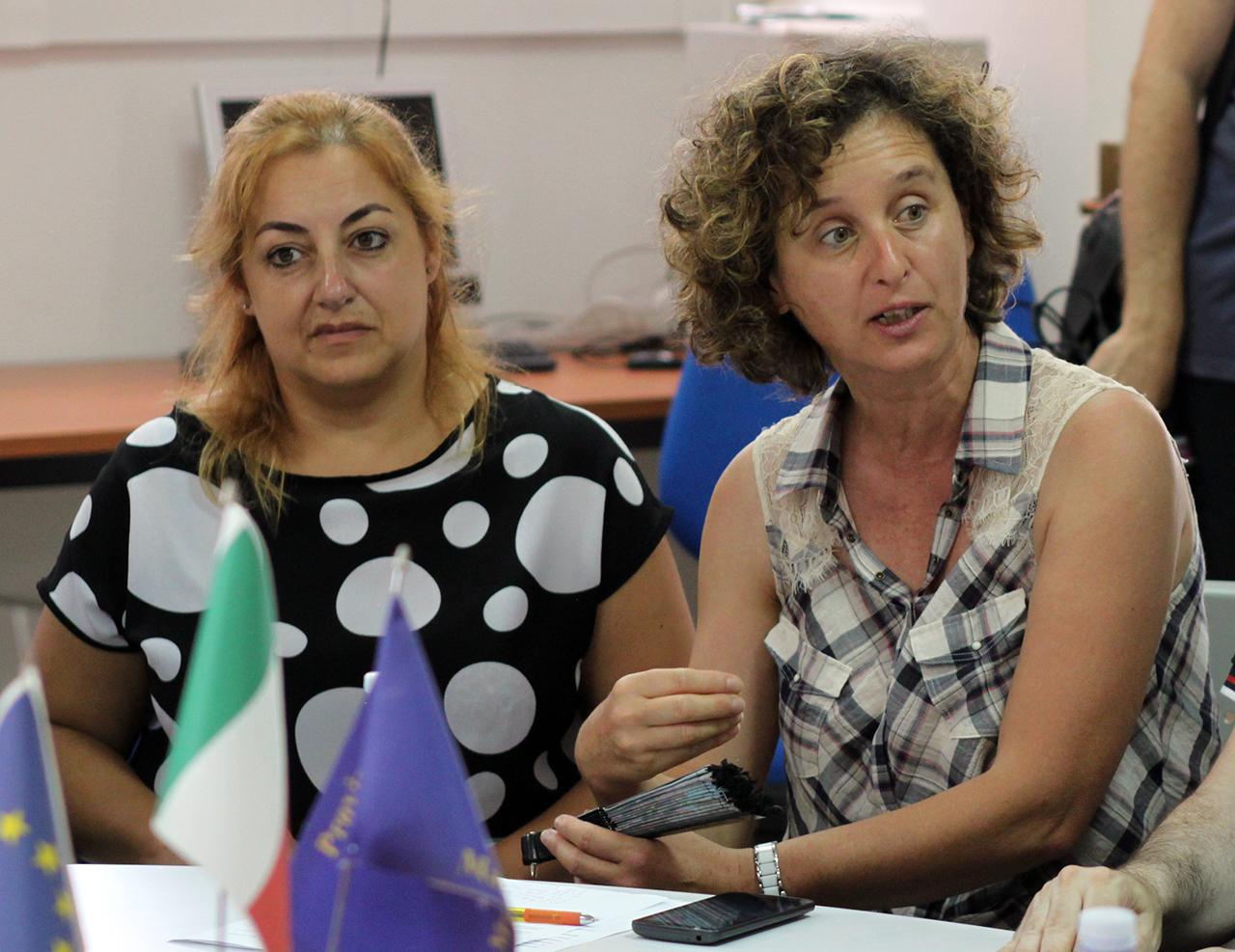 Orietta Formica sindaco di Colmurano_Foto LB