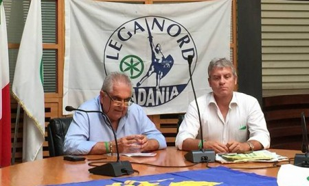 Sandro Zaffiri e Luca Paolini