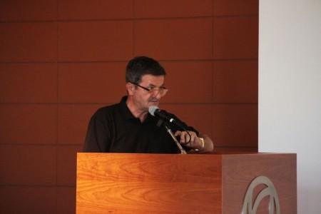 Il sindaco di San Severino Cesare Martini