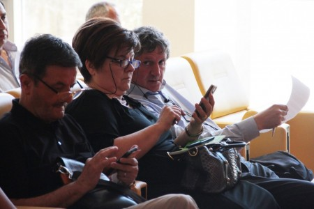 i sindaci Calvigioni e Pezzanesi in assemblea
