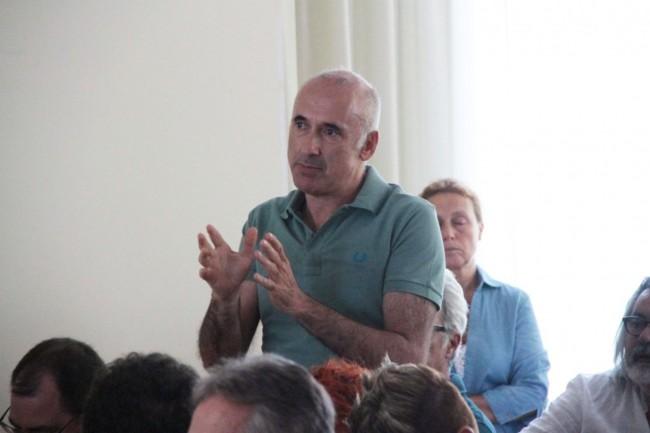 conferenza PD all'hotel grassetti elezione segretario foto ap 10