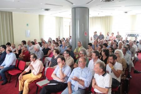 conferenza PD all'hotel grassetti elezione segretario foto ap 20