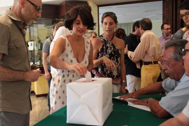 conferenza PD all'hotel grassetti elezione segretario foto ap 28