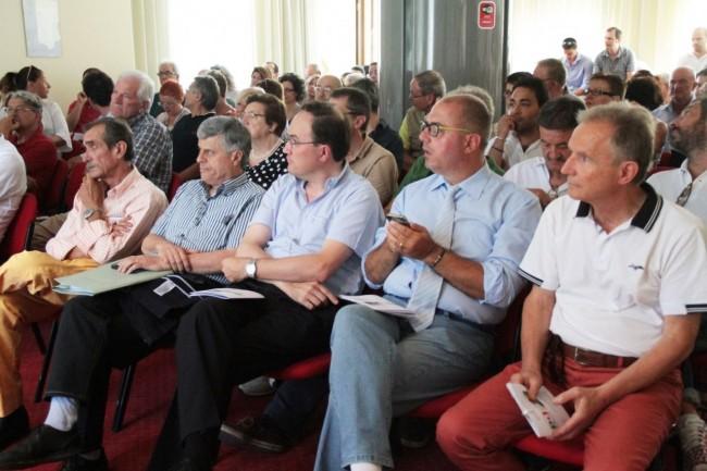 conferenza PD all'hotel grassetti elezione segretario foto ap 5