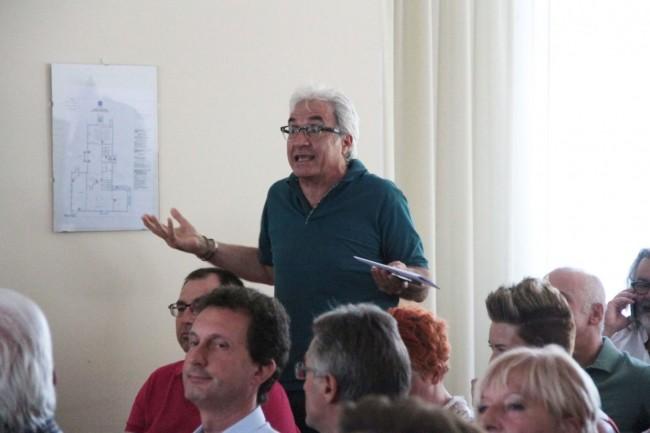 conferenza PD all'hotel grassetti elezione segretario foto ap 6