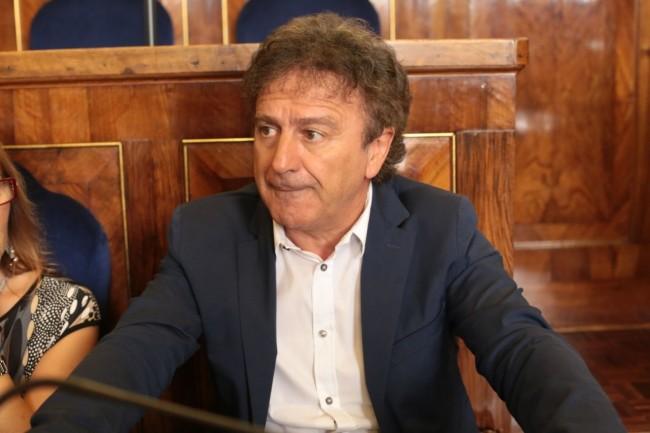Il presidente del Cosmari, Graziano Ciurlanti