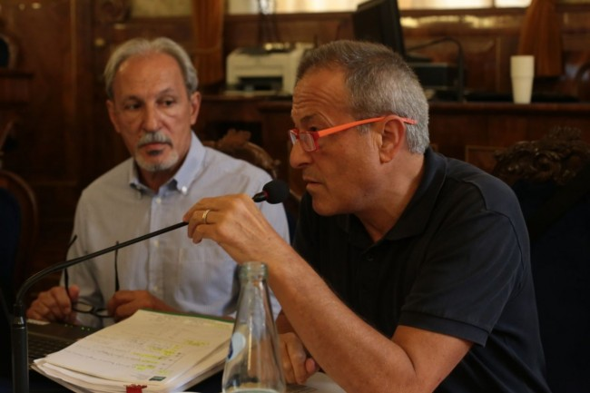 Francesco Migliozzi dell'Asur
