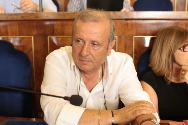 Il direttore del Cosmari, Giuseppe Giampaoli