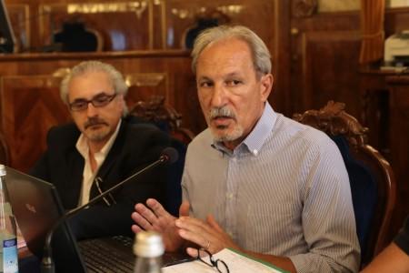 Il direttore dell'Arpam Gianni Corvatta