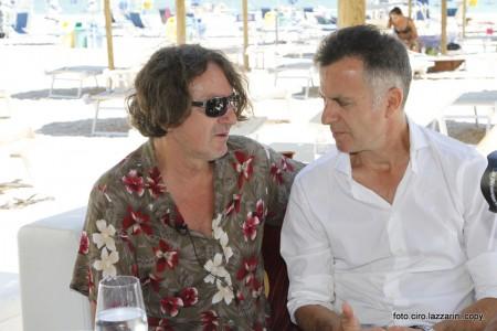 Goran Bregovic e Giorgio Felicetti